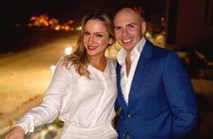 Claudia Leitte confirma canção com Pitbull e Jennifer Lopez para Copa do Mundo