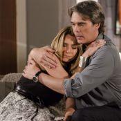 'Salve Jorge': Antonia (Spiller) perde guarda da filha e Carlos (Vigh) a consola