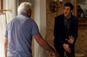 Reta final de 'Amor à Vida': Félix derruba Aline no chão e apanha de César