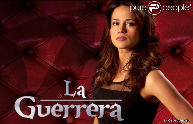 No Uruguai, 'Salve Jorge' recebeu o nome de 'La Guerrera'