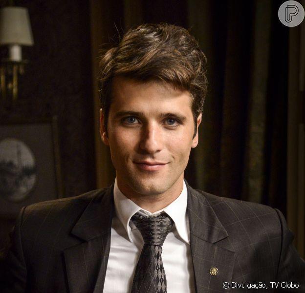 Bruno Gagliasso viverá o playboy Jorginho Guinle no cinema, declarou em entrevista nesta segunda feira, 27 de janeiro de 2014