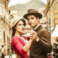 Bruno Gagliasso faz par romântico com Bianca Bin em 'Joia Rara'