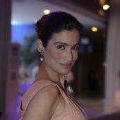 Renata Vasconcellos foi modelo da Chanel antes de ser jornalista: 'Brincadeira'