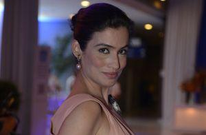 85dea439a Renata Vasconcellos foi modelo da Chanel antes de ser jornalista:  'Brincadeira'