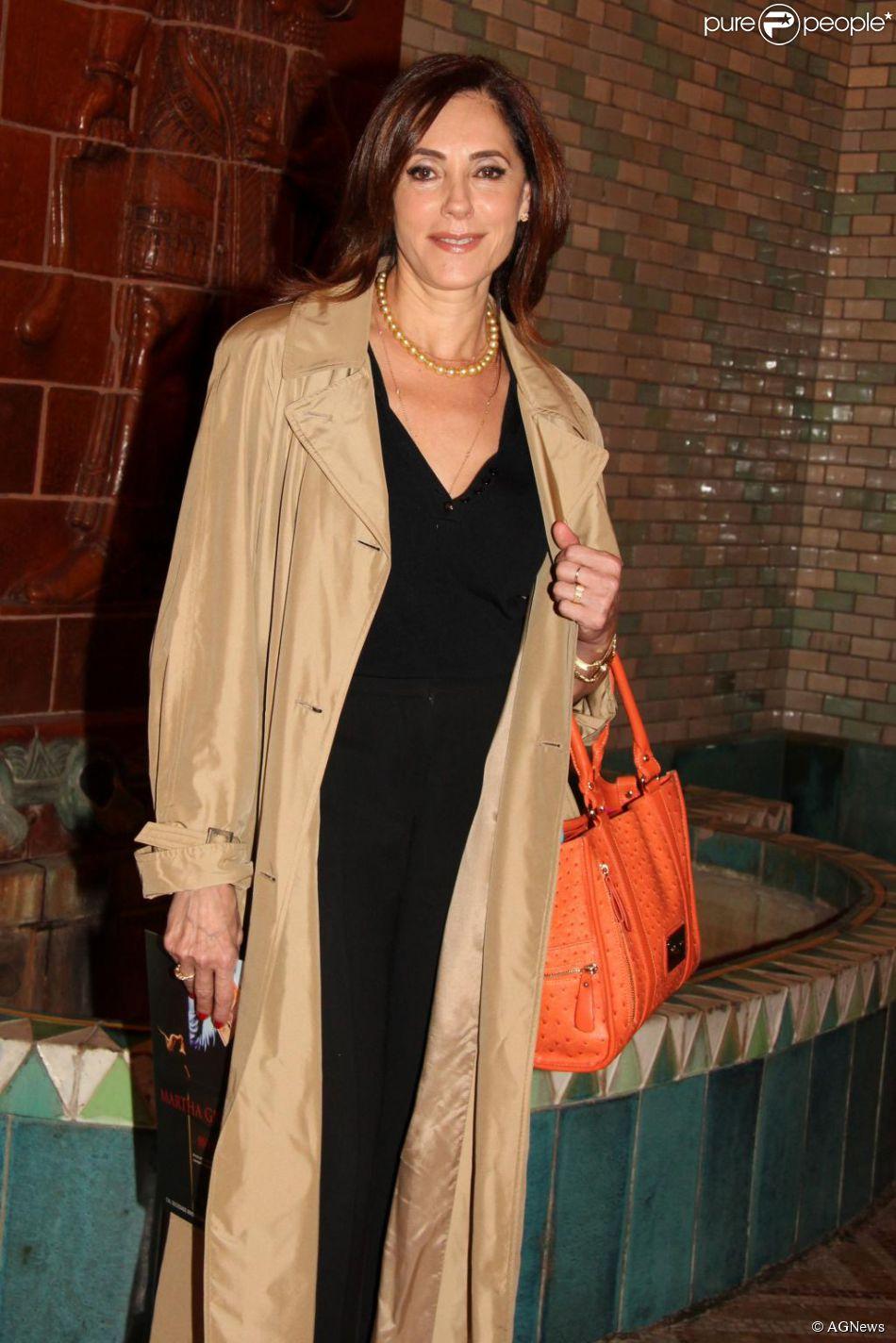 Christiane Torloni será mãe de dois médicos em 'Búú', que marcará sua volta às novelas, em 03 de fevereiro de 2014
