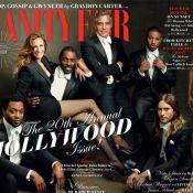 Julia Roberts e Jared Leto, indicados ao Oscar, estampam especial de revista