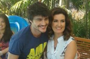 Guilherme Leicam fala sobre ciúme em namoro: 'Todo apaixonado é detetive'
