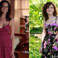 Juliana foi vivida por Gabriela Carneiro da Cunha nas duas primeiras fases da novela 'Em Família' e Vanessa Gerbelli assume o papel na terceira fase