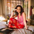 Juliana (Vanessa Gerbelli) quer ser mãe, mas não pode ter filhos, na novela 'Em Família'