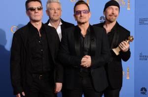 U2, indicada na categoria de Melhor Canção, vai se apresentar no Oscar 2014
