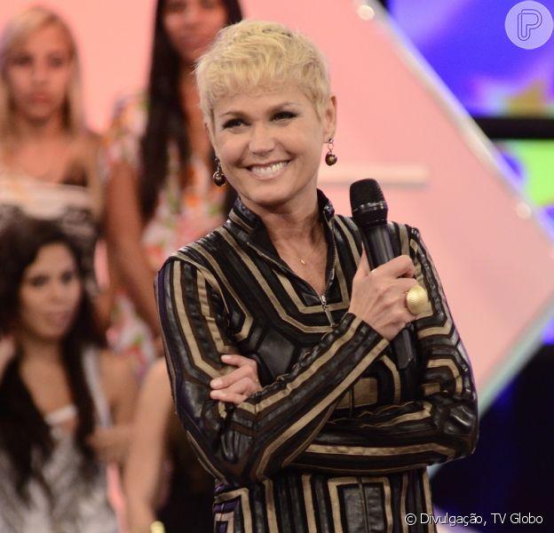 Xuxa será tia-avó de uma menina, segundo informação do colunista Leo Dias, do jornal carioca 'O Dia', em 12 de janeiro de 2013