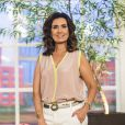 Fátima Bernardes fecha contrato milionário com a Seara. A informação é da revista 'Veja' (14 de fevereiro de 2014)