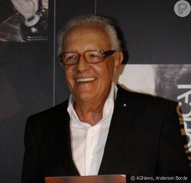 O ator Ney Latorraca voltou a respirar sem a ajuda de aparelhos