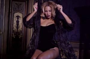 Beyoncé seduz Jay-Z no estilo femme fatale no clipe da música 'Partition'