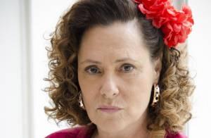 Elizabeth Savala renova contrato com a Globo por mais três anos após o Carnaval