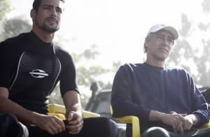 Cauã Reymond se irrita com sujeira deixada pelos foliões nas praias do Rio