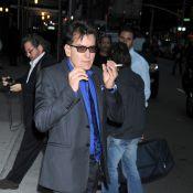 Charlie Sheen revela que será avô pela primeira vez: 'É fabuloso'