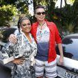 Netinho já tem feito shows e se apresentou com Preta Gil no bloco da cantora, no Rio