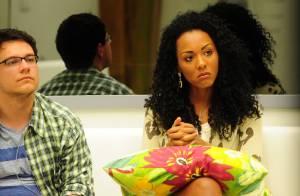 Aline deixa o 'BBB13' com pedido de casamento e decreta: 'Não vou posar nua'