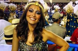 Juliana Paes não aceita convite para ser rainha de bateria em 2015: 'Não volta'