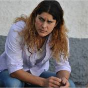 Priscila Fantin visita cadeia para interpretar detenta: 'Fui nas celas, abracei'