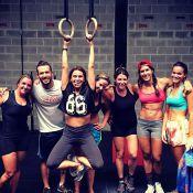 Bruna Marquezine e Giovanna Antonelli dividem personal: 500 calorias por treino