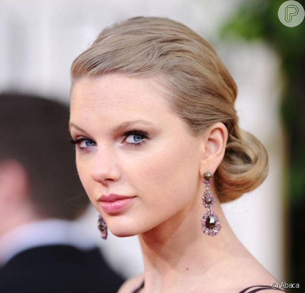 Taylor Swift queria ficar com o ator Bradley Cooper em festa pós-Globo de Ouro, segundo informações de um site americano, nesta quarta-feira, 16 de janeiro de 2013