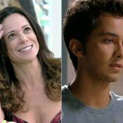 Vanessa Gerbelli sobre namoro com Gabriel Falcão, 17 anos mais novo: 'Incrível'