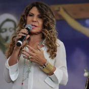 Após revelar agressões de ex, Elba Ramalho o defende:  'Me dou bem com Cezzinha'