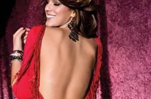Bruna Marquezine esbanja sensualidade com peças curtas em campanha de moda