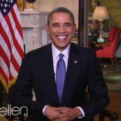 Barack Obama brinca sobre 'selfie' do Oscar: 'Golpe muito barato'