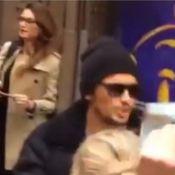 Thaila Ayala e James Franco são flagrados juntos deixando peça do ator em NY