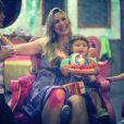 Luana Piovani fez uma festinha para comemorar os dois anos do filho, Dom (26 de março de 2014)
