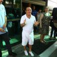 Renato Aragão está internado no hospital Samaritano, no Rio de Janeiro, com infecção urinária