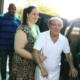 Renato Aragão voltou a ser internado com infecção urinário na tarde do dia 22 de março