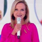 Eliana fala sobre sua separação em programa no SBT: 'Sigo acreditando no amor'