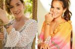 'Em Família': Chica vê Luiza com Laerte e aconselha a neta a se afastar. 'Fuja'