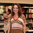 """Eliane Giardini vai atuar na série 'Dois irmãos'. A informação é da colunista Patricia Kogut, do jornal """"O Globo' (7 de abril de 2014)"""