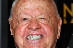 Morre o ator Mickey Rooney, aos 93 anos, de causas naturais