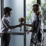 'Além do Horizonte': Paulinha seduz Breno para convencê-lo a se aliar a Tereza