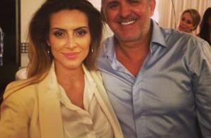Cleo Pires e famosos comemoram aniversário de Orlando Morais: 'Pai do coração'