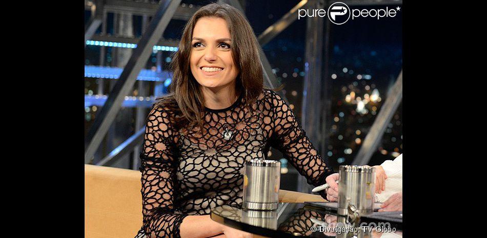 Monica Iozzi não será mais vilâ em 'Búu', mas já está escalada para outra personagem, em 13 de abril de 2014