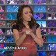 Monica Iozzi foi comentarisa do 'BBB'