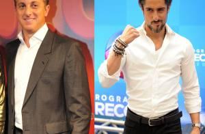 Luciano Huck e Marcos Mion trocam farpas pelo Twitter após acusação de plágio