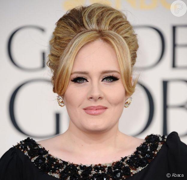 Após receber o Globo de Ouro, Adele apresentará 'Skyfall', a canção tema de '007', pela primeira vez no Oscar, em 24 de fevereiro de 2013