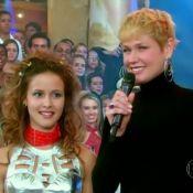 Fernanda de Freitas dança 'Lepo Lepo' e relembra trabalho com Xuxa