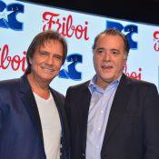 Tony Ramos sobre críticas a Roberto Carlos em comercial da Friboi: 'Não merecia'