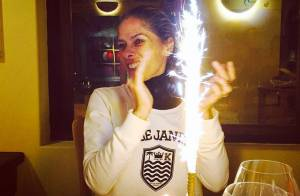 Adriane Galisteu celebra aniversário com jantar no Uruguai: '41 vem com tudo'