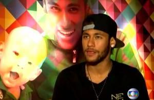Neymar tranquiliza fãs após ser afastado dos campos: 'Agora é recuperar'