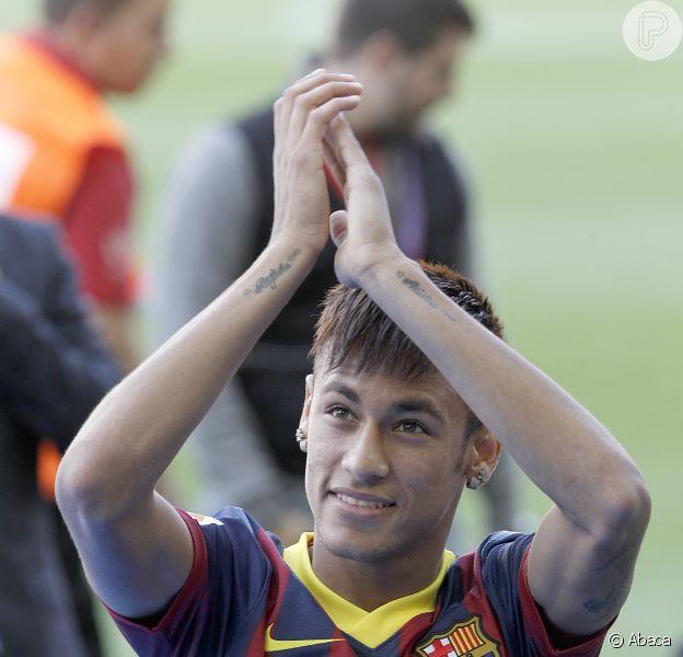 Neymar vai ser o garoto-propaganda do canal Cartoon Network durante a Copa do Mundo deste ano